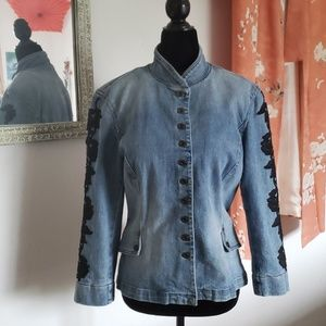 Ralph Lauren denim jacket vintage
